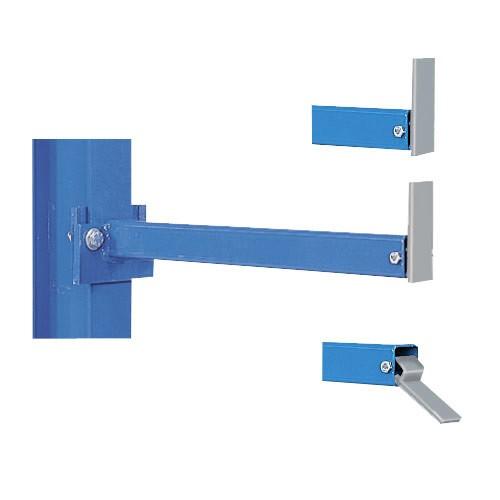 Adjustable Rack Arm End Stops