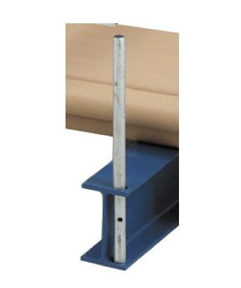 Arm & Base End Stop for Heavy Duty Cantilever Racking